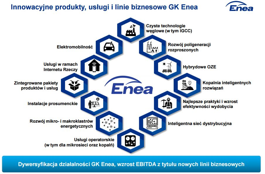 Enea - Strategia